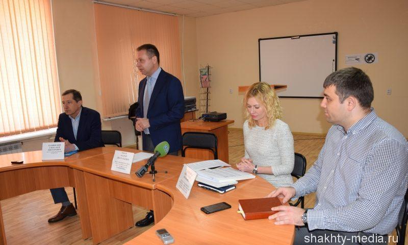 В лицее №11  обсудили Стратегию социально-экономического развития Ростовской области