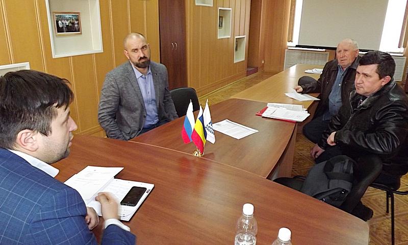 В День бесплатной юридической помощи на Дону проведено более 90 консультаций