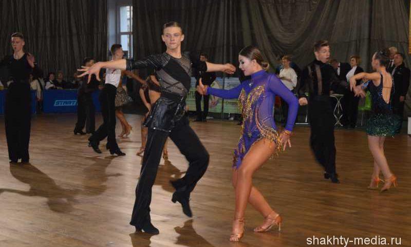 В Шахтах стартовало Первенство Ростовской области по спортивным бальным танцам (ФОТО,ВИДЕО)