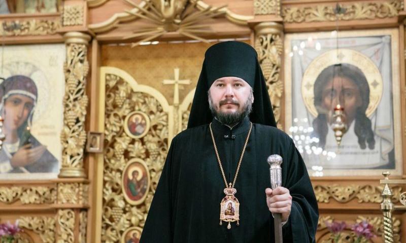 Пасхальное послание Преосвященнейшего Симона, епископа Шахтинского и Миллеровского