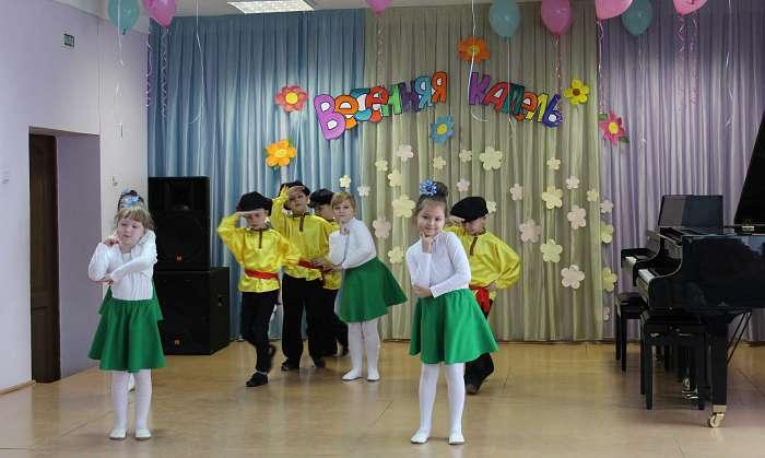Воспитанники детских садов поселка ХБК г.Шахты приняли участие в Открытом фестивале детского творчества