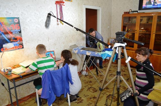 Журналисты-энтузиасты из Миллерово продолжают снимать художественное кино