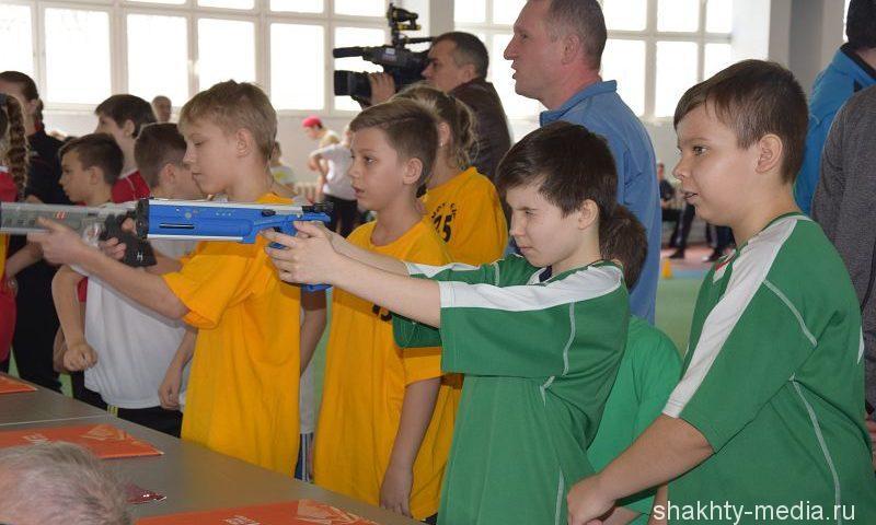 В Шахтах прошел Кубок города по современному пятиборью «Лазер-ран»