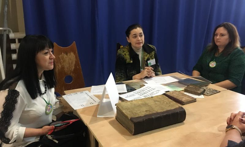 Шахтинские педагоги приняли участие во Всероссийской ярмарке социально-педагогических инноваций -2018 в Таганроге