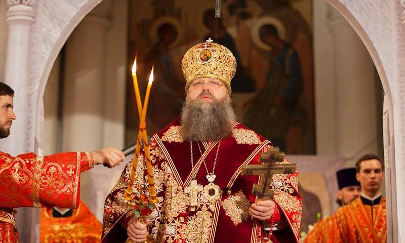 7 октября Шахтинскую епархию посетит митрополит Ростовский и Новочеркасский Меркурий, Глава Донской митрополии