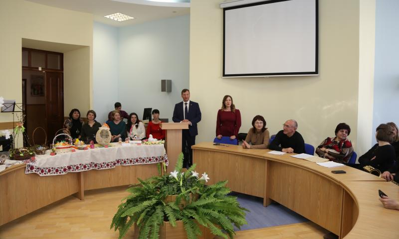 Литературно-музыкальный проект Шахтинской епархии реализован в шахтинском вузе