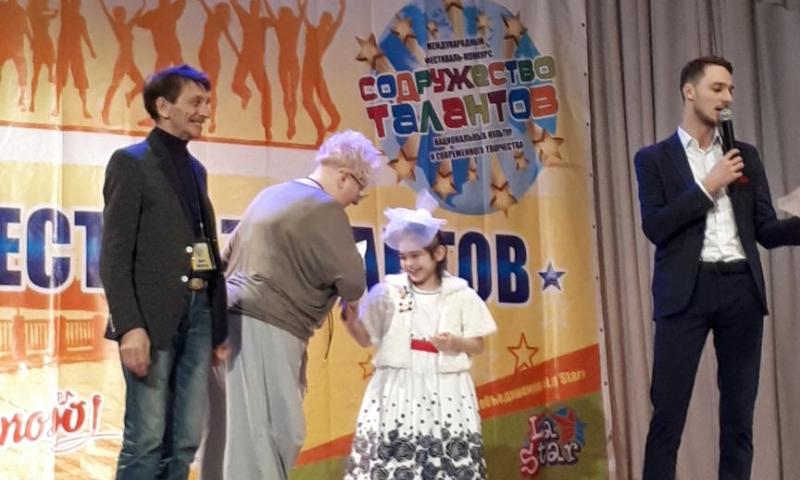 Актеры театра-шоу «Аншлаг» г.Шахты победили в фестивале  «Содружество талантов»