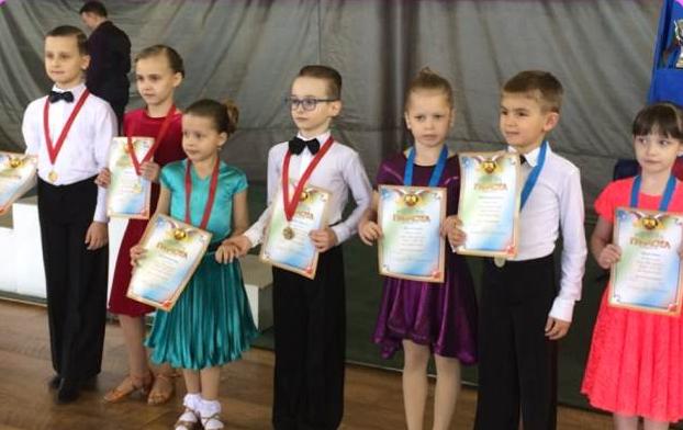 В Шахтах прошел Всероссийский турнир по спортивным танцам «Весенние старты-2018»