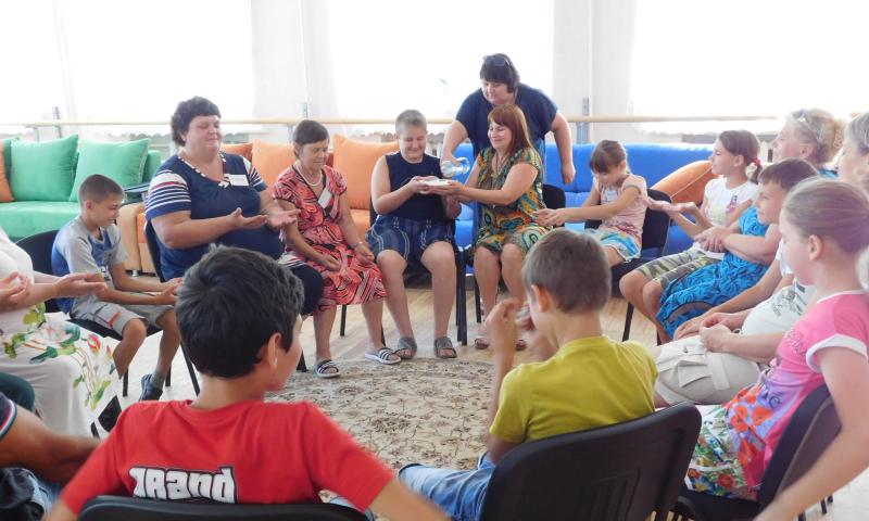 В Шахтинском центре помощи детям №1  пройдет «Ярмарка семейных традиций»