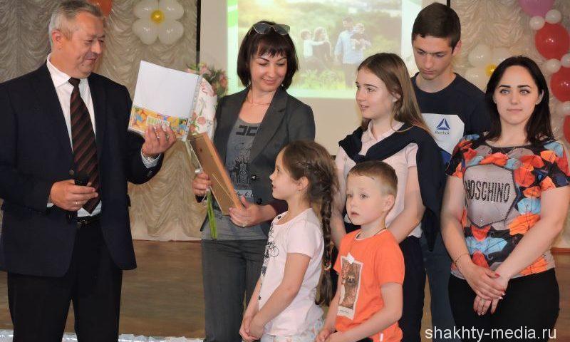В школе №25 г. Шахты чествовали победителей муниципального этапа творческого конкурса  «Областная приемная ассамблея»