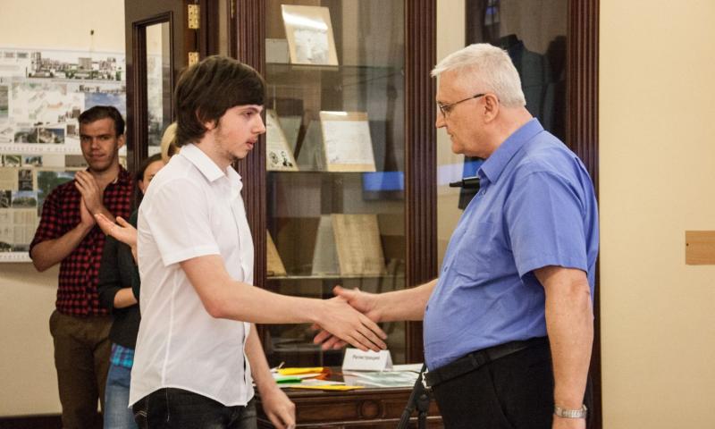 Шахтинец завоевал Гран-при в конкурсе  короткометражных фильмов