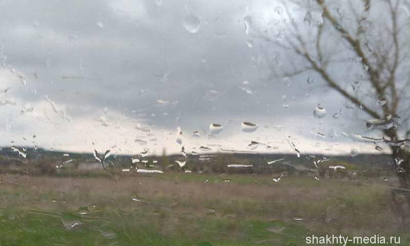 Экстренное предупреждение! В Ростовской области ожидаются ливни с грозами, градом и шквалистым ветром