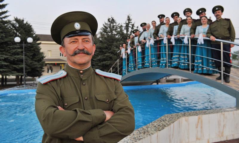 Ансамбль «Православный Дон» стал победителем Всероссийского фольклорного конкурса «Казачий круг»
