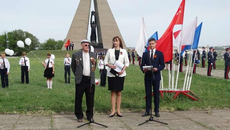 Празднование Дня Победы в поселке Красина прошло с размахом