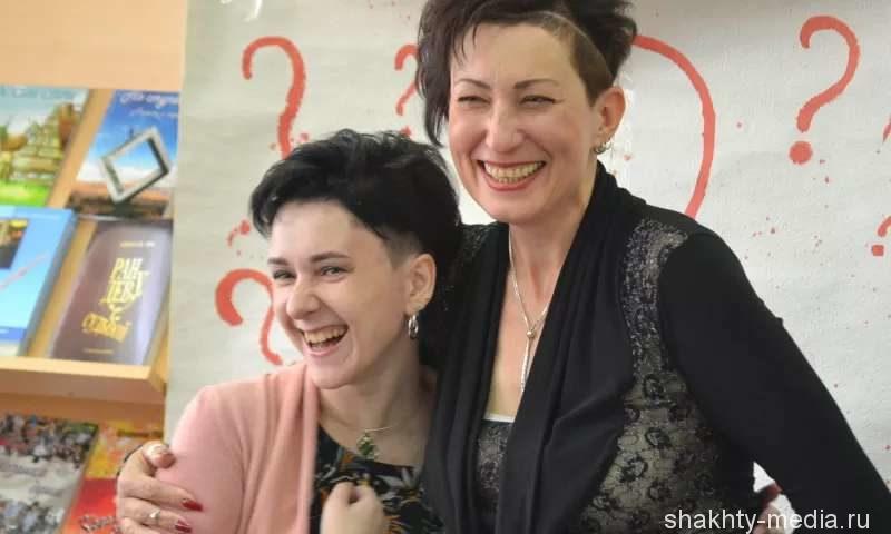 Шахтинская поэтесса Мария Горбатова отметила юбилей творческим вечером