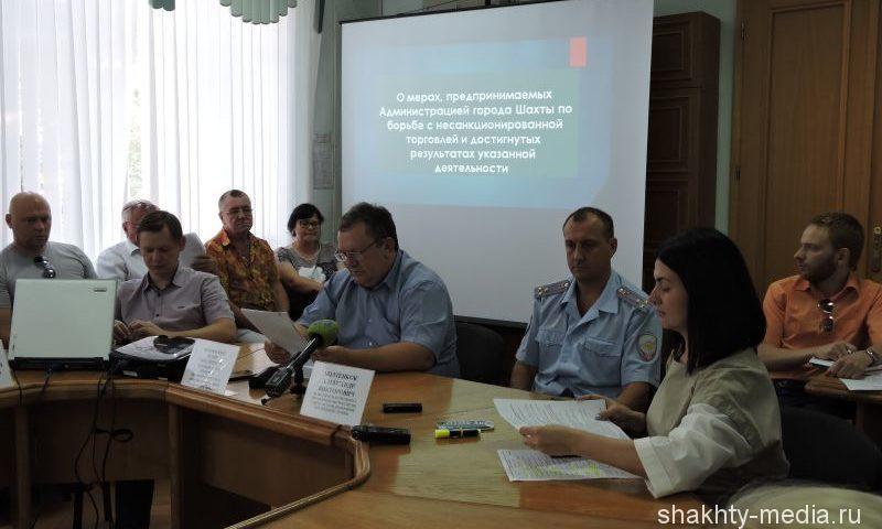 Вопросы о мерах борьбы с несанкционированной торговлей обсудили на заседании на комитете по экономике