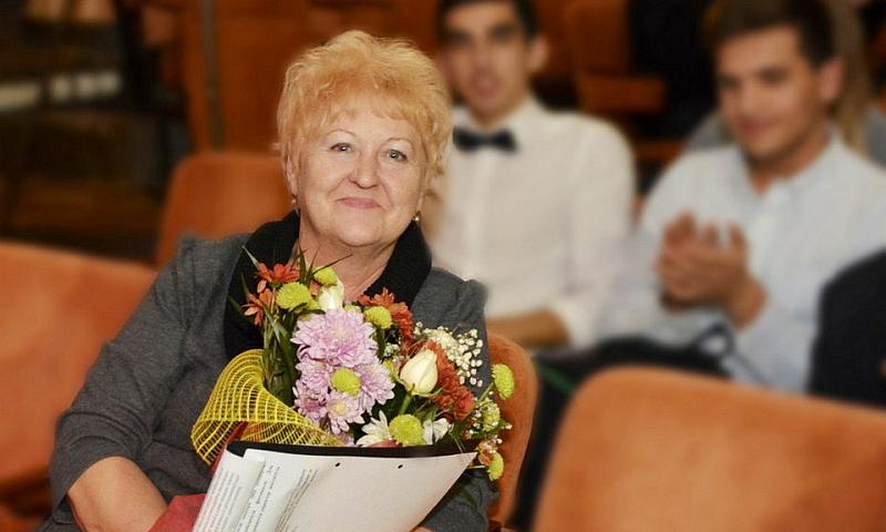 Не стало преподавателя Шахтинского политехнического института Ольги Сысоевой