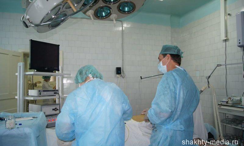 В Ростовской областной клинической больнице проведена сплит-трансплантация печени
