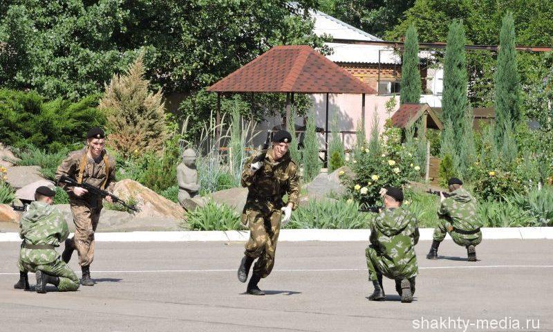 Военному комиссариату Ростовской области  исполнилось 80 лет