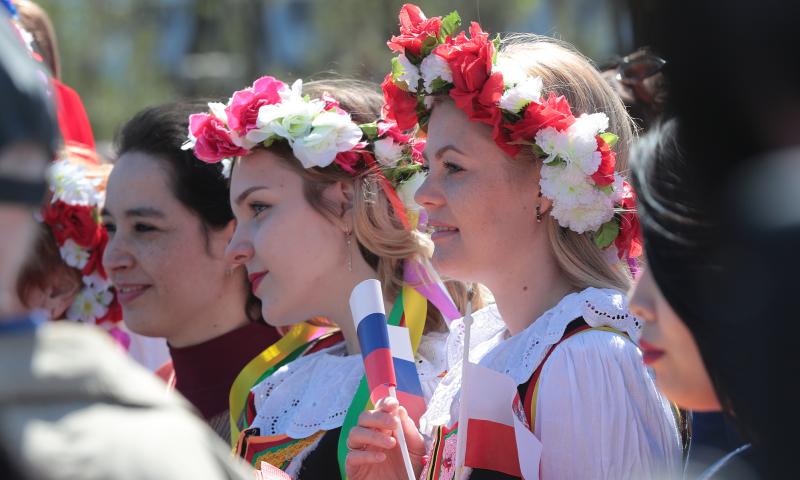 День России дончане отпразднуют в парке «Левобережный»