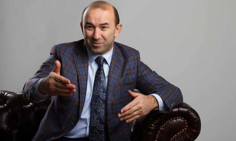Глава агрохолдинга «Евродон» награжден орденом «За заслуги перед Ростовской областью»