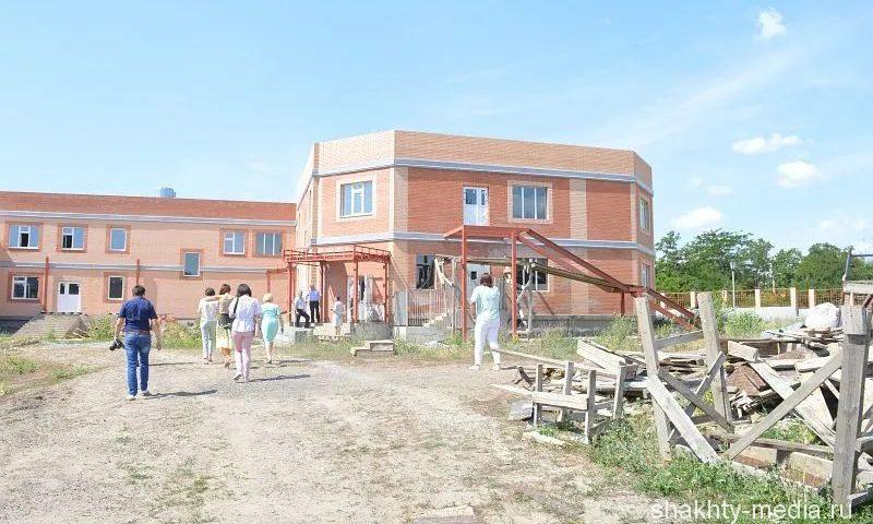 Строительство детского сада в поселке ХБК планируют закончить 1 июля