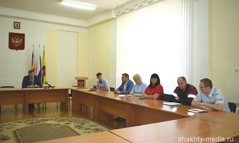 О мониторинге задолженностей говорили на трехсторонней комиссии в Шахтах