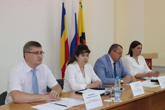 Контрольно-счетная палата Ростовской области начинает проверку в городе Шахты
