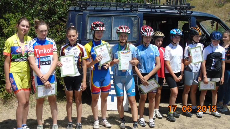 В Шахтах прошло первенство Ростовской области по велоспорту