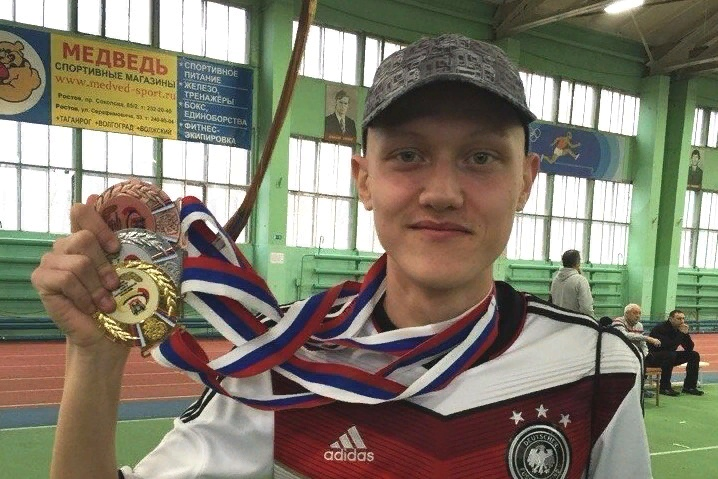 Шахтинцы получили право принять участие в финале четвертой Спартакиады молодежи России