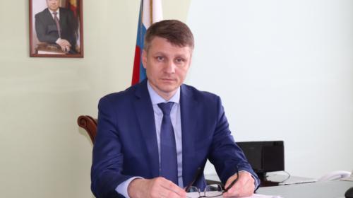 Глава администрации г.Шахты Андрей Ковалев представит отчет о работе