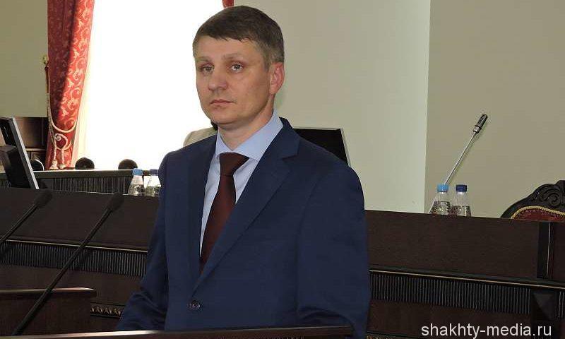 Два года администрацию города Шахты возглавляет Андрей Ковалев