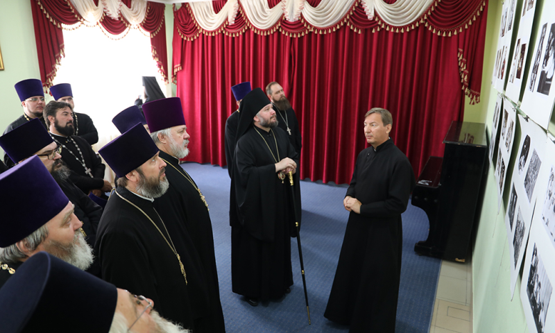 В Шахтинской епархии отметили 100-летие трагической гибели царской семьи