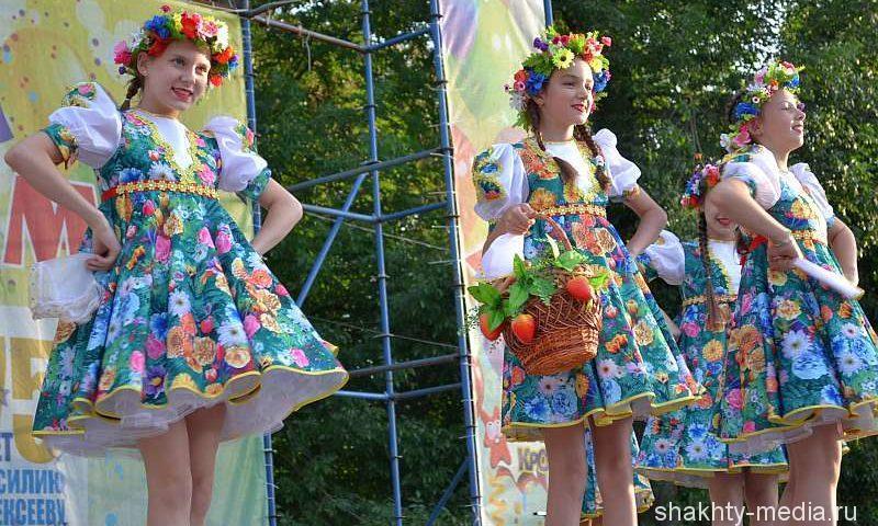 В Александровском парке г.Шахты пройдут мероприятия, посвященные Дню семьи, любви и верности