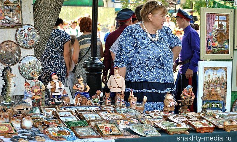 Традиционный казачий фестиваль в Старочеркасске посвятили ЧМ