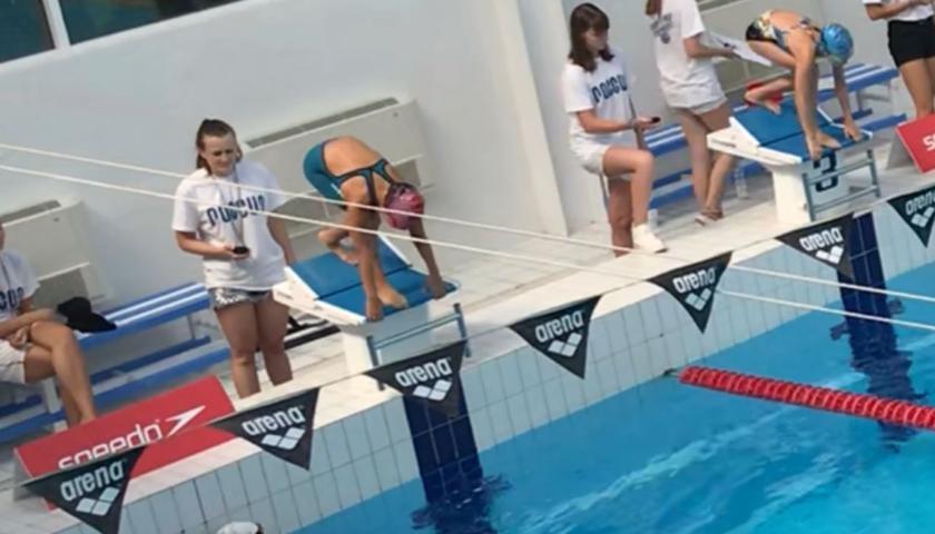Шахтинские спортсмены стали призерами Всероссийских соревнований по плаванию