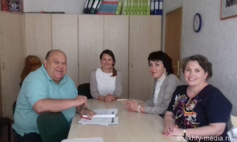 Гимназия имени А.С. Пушкина г.Шахты и школа Вильхельмсхорста  реализуют совместные проекты