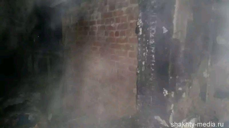 Из чувства мести житель г. Шахты поджог дом соседа