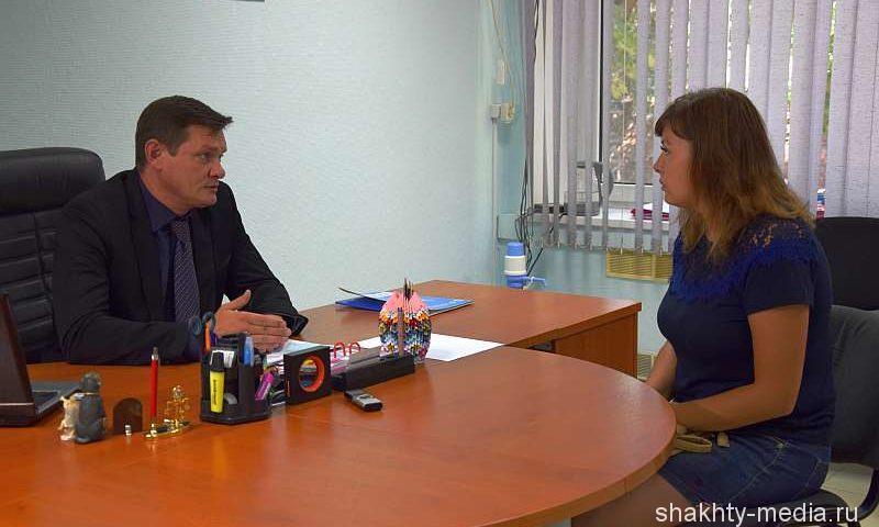 Шахтинцы задали вопросы председателю комитета по охране объектов культурного наследия Ростовской области