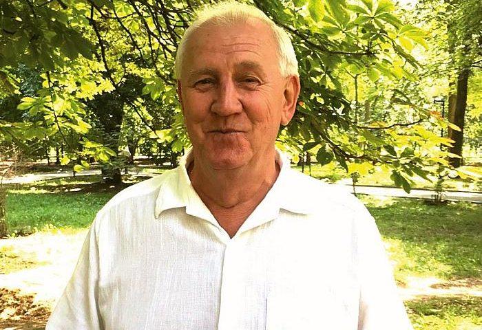 Георгий Истомин, пенсионер: