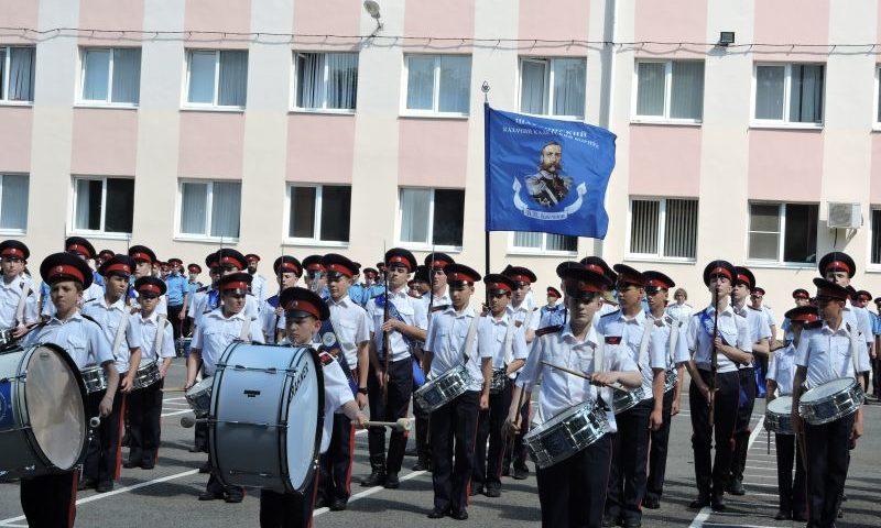 Восьмой год подряд казачьи кадетские корпуса Дона становятся лучшими в стране