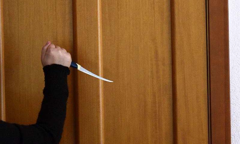 Шахтинец обвиняется в убийстве сына