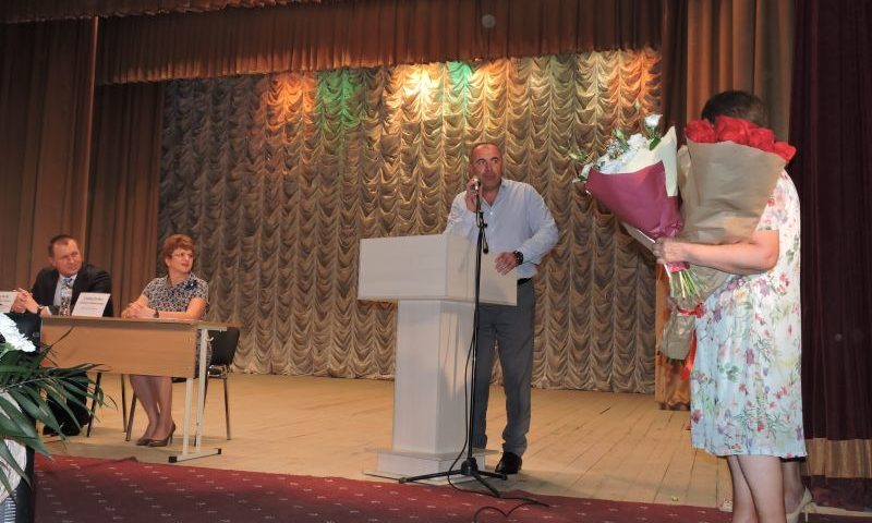 В Шахтах прошла педагогическая конференция работников образования г. Шахты