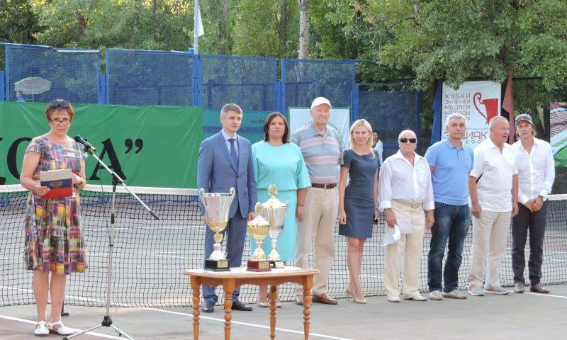 В Шахтах  в 24-й раз стартовал  международный турнир по теннису  «Кубок Шахтер Дона – 2018»