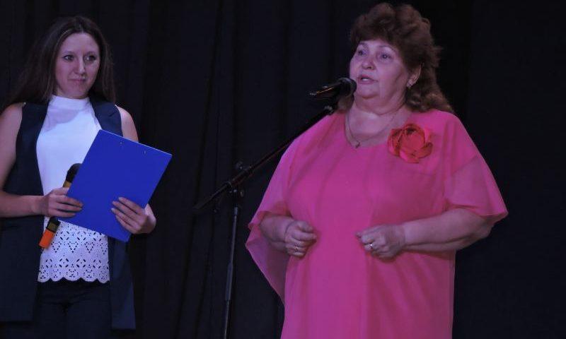 В клубе «Планета» прошел фестиваль талантов, приуроченный к юбилею создания Всероссийского общества инвалидов