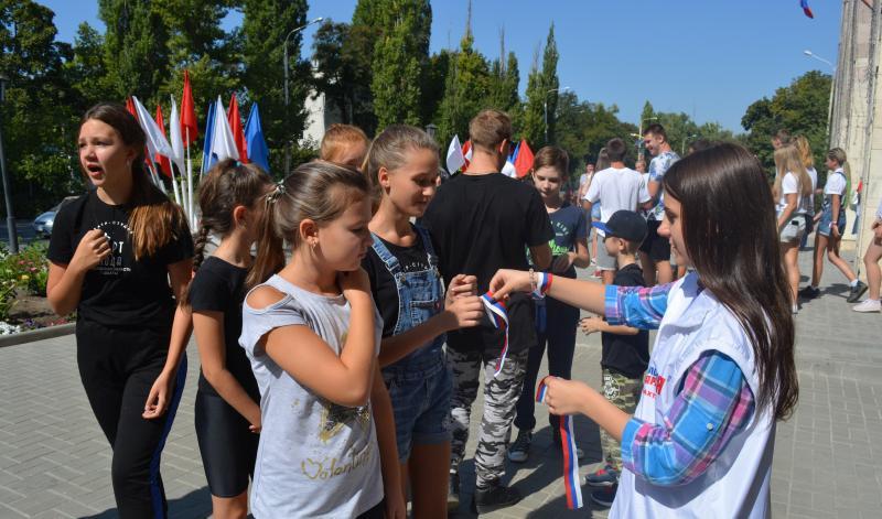 22 августа вся Россия празднует День Государственного флага Российской Федерации