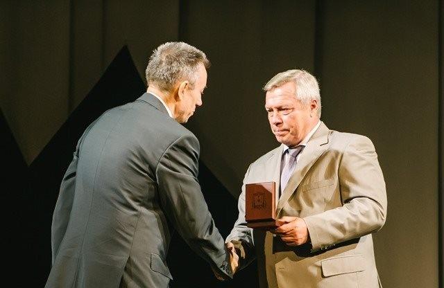 Губернатор Ростовской области Василий Голубев поздравил горняков Дона с Днем шахтера
