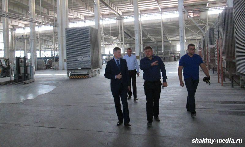 Еще 70 дополнительных рабочих мест появятся на шахтинском предприятии