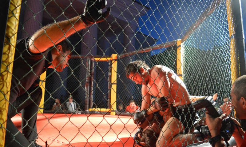 В Шахтах прошел юбилейный вечер боевых искусств (ВИДЕО)