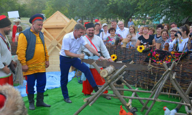 VIII слет «Донские зори» собрал более 600 работников культуры со всей области